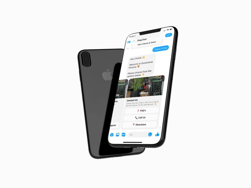 PlayChat Facebook Messenger Bot